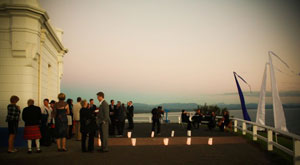 Byron Bay Lighthouse Wedding with Byron String Quartet